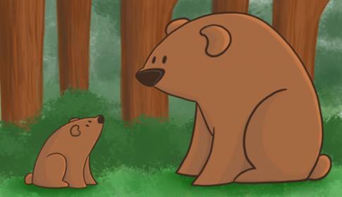 big little bear